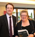Dr Matthew Sadlier and Dr Paul Gilvarry, IMO AGM 2012