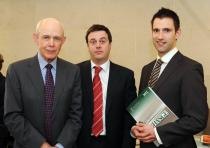 Mr Hugh Bredin, Dr Myles Smith and Dr Toby Gilbert