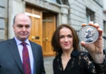 Dr Peadar Gilligan with Dr Rhona Mahony