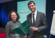Ms Vanessa Hetherington and Dr John Duddy launch IMO Position Paper Preserving Medical Professionalism in an Increasingly Commercial Healthcare Environment