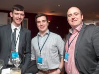Dr John Duddy, Dr John Donnellan and Dr Paddy Hillery